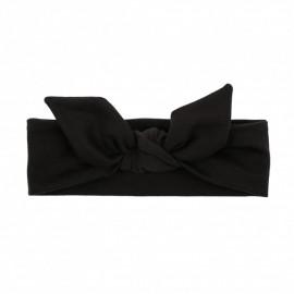 Bandeau black 6-12m Ulka